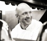 Colin Bedford, The executive Chef for Fearrington House Country Inn. He is a James Beard nominated chef.