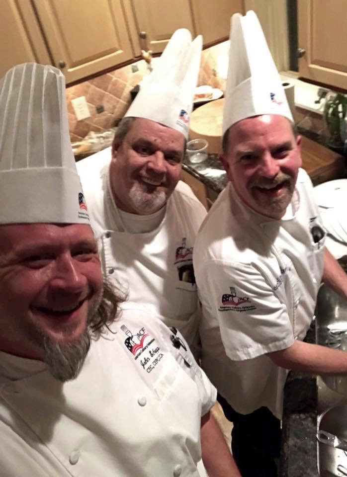 American Culinary Federation Halloween Chef's Table Featuring Chef John Schopp
