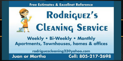 Janitorial And Residential Cleaning Business Cards Ideas