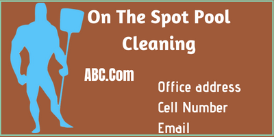 House cleaning business cards ideas for free card templates 1 house pool cleaning business cards ideas colourmoves