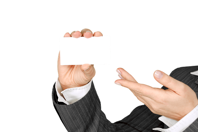 Ideas For Cleaning Business Cards Developing