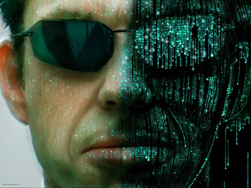 Spiritual Reflections On Agent Smith And The Matrix