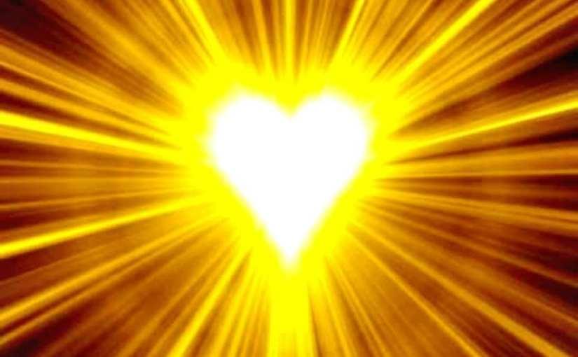 How To Get A Golden Head Of Spiritual Light