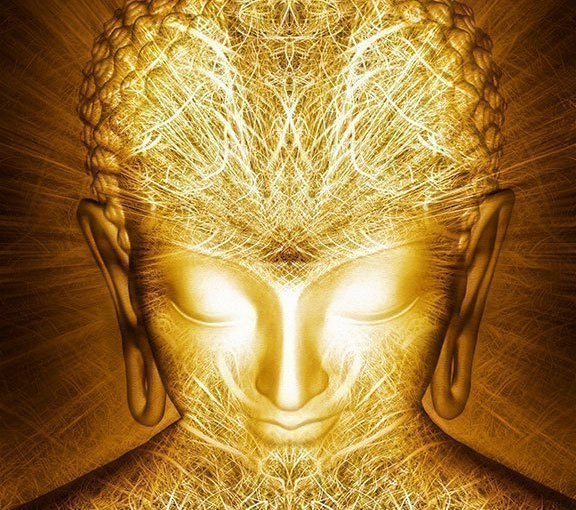 How To Get A Golden Head Of Spiritual Light