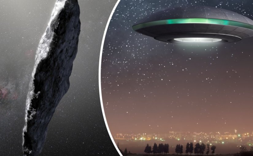 Why Harvard scientists think Oumuamua is an alien spacecraft – Business Insider