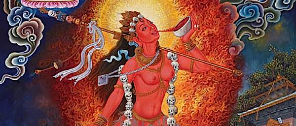 Naked wisdom for degenerate times: Vajrayogini, enlightened wisdom queen, leads us to bliss, clear light and emptiness, despite modern obstacles – Buddha Weekly: Buddhist Practices, Mindfulness, Meditation