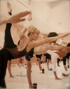 Diary of a Yogini: Mary Jarvis on the early days of Bikram Yoga |