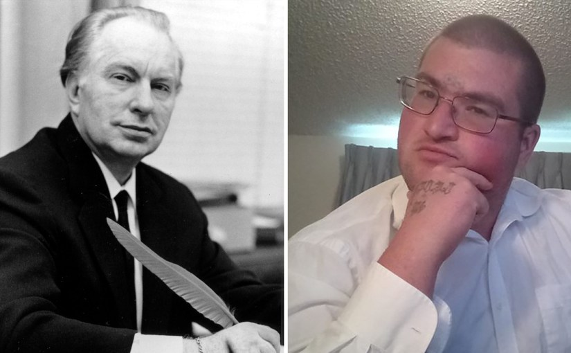 This Guy Claims to Be the Reincarnation of L. Ron Hubbard