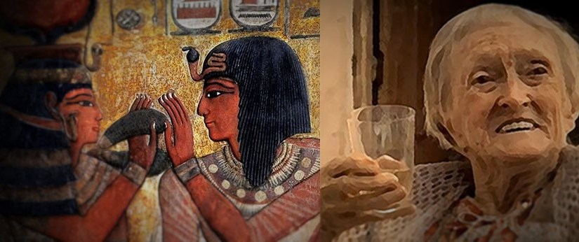 The Mysterious Reincarnation of Omm Sety- A woman that 'proved' to have lived in ancient Egypt | Ancient Code