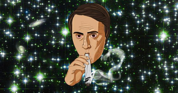 Carl Sagan's Profound Essay On Why Cannabis Consciousness is Desperately Needed in This Mad and Dangerous World | High Existence
