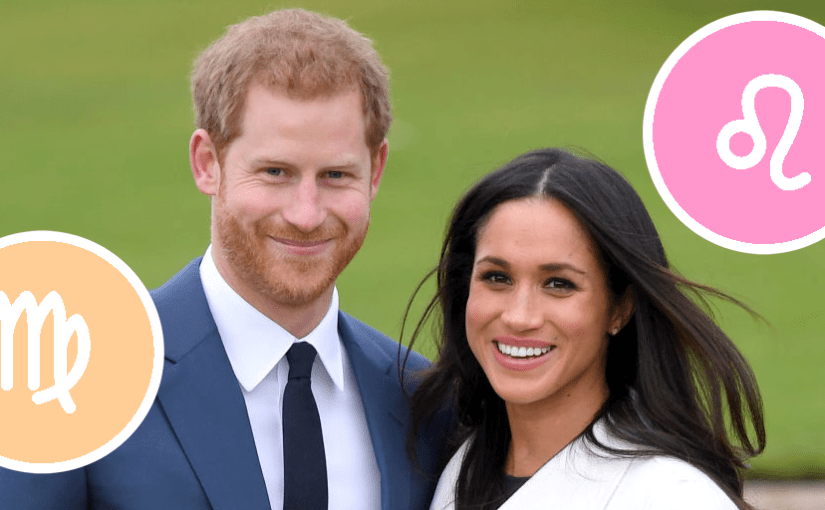 Prince Harry Meghan Markle Astrology Signs