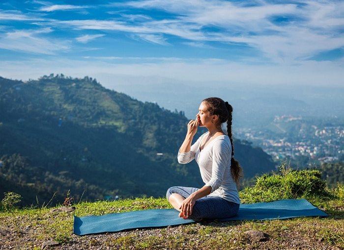 10 Breathing Exercises (Pranayama) to Restore Mind-Body Balance