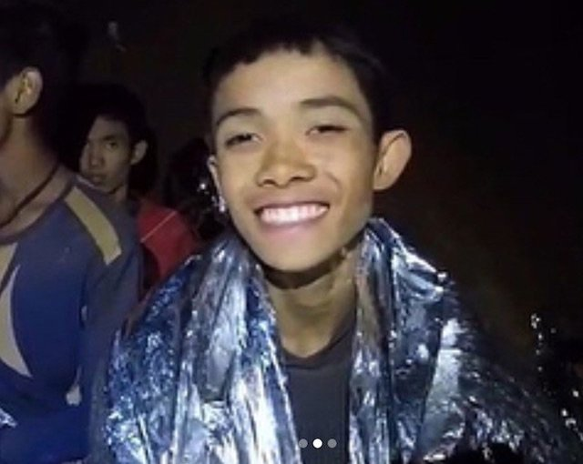 How Meditation helped Save the Lives of the 12 Thai Boys.