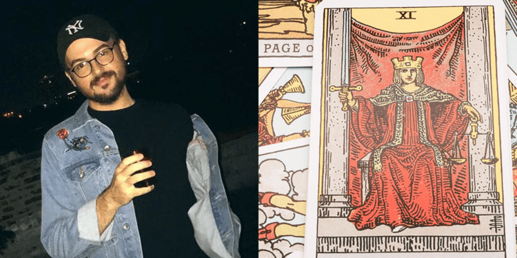 Here's what happened when I went to a tarot reader for dating advice
