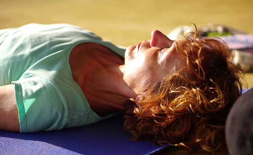 Forget Sleep Deprivation by the Regular Practice of Yoga Nidra