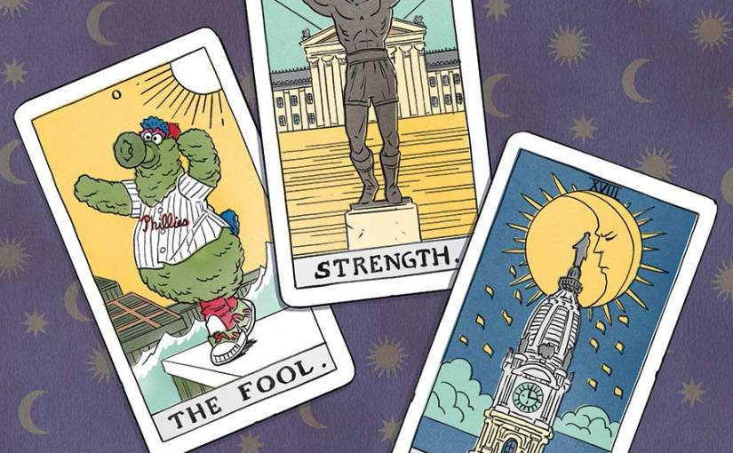 So, Philly Is Kind of Obsessed with Tarot Cards and Astrology Right Now