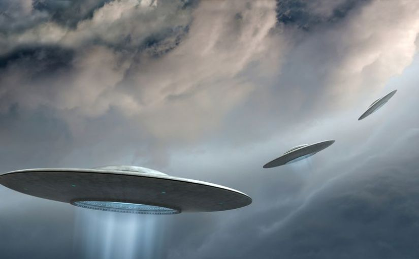Ancient UFO sightings: Ancient Aliens visited Earth in the distant past
