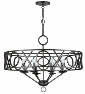 chandelier from the Odette collection