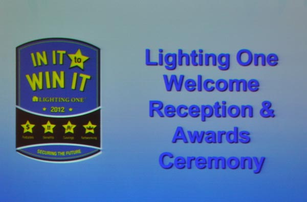 Lighting One Annual Meeting Recognizes Leading Members For Their Outstanding Contributions