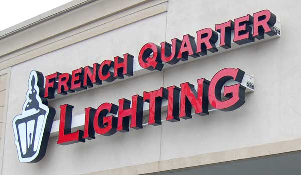 French Market Lighting: New Orleans Style Deep in Houston