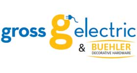 Gross Electric Adds Buehler Hardware to Its Showrooms