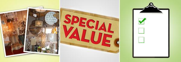 Residential Lighting Showrooms: Maximize Marketing Dollars