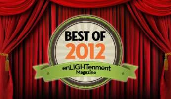 enLIGHTenment magazine Best of 2012
