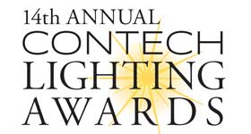 Con-Tech Lighting Names Winners Of 2012 Design Contest