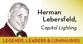 Leaders, Legends & Luminaries: Herman Lebersfeld