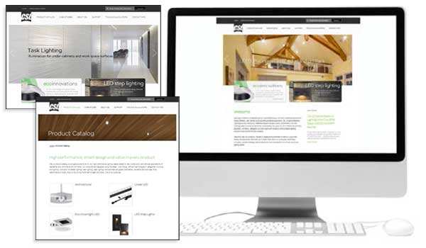 Creative Systems Lighting Debuts Redesigned Web Site