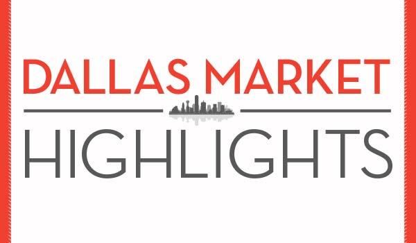 Dallas Market Preview: Winter 2014