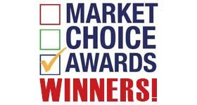 Winners of the Market Choice Awards Announced