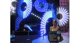 Hong Kong Int'l Lighting Fair Exhibitors Point to Strong 2015