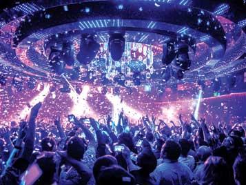 Omnia Nightclub Debuts In Sin City