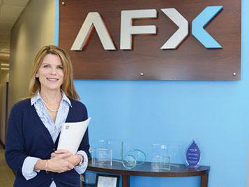 Lizzette Winters Joins AFX