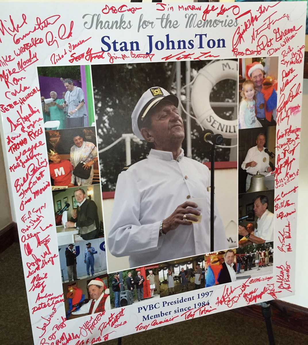 In Memoriam: Stanley D. Johnston