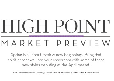High Point Market Spring 2016