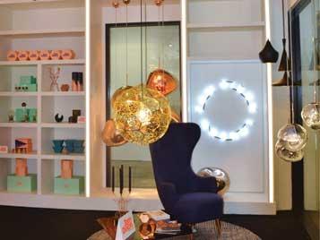 Montréal's Mile End District Welcomes Le Studio Luminaires