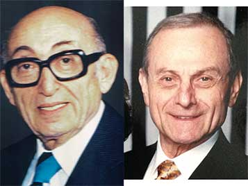 LEGEND Manufacturer: Albert Cohen & (the late) Samuel Bernstein