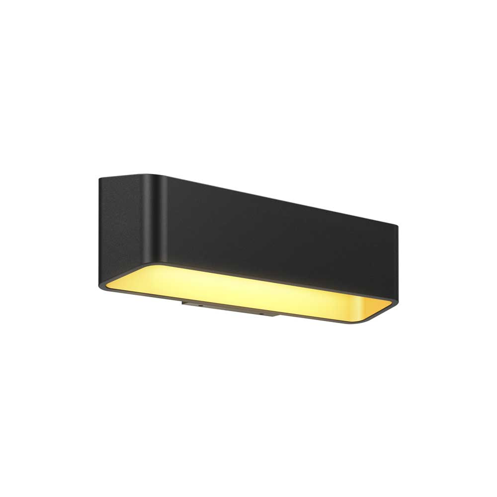 DALS Lighting, Inc. Horizontal or Vertical LED Wall Sconce: LEDWALL-F