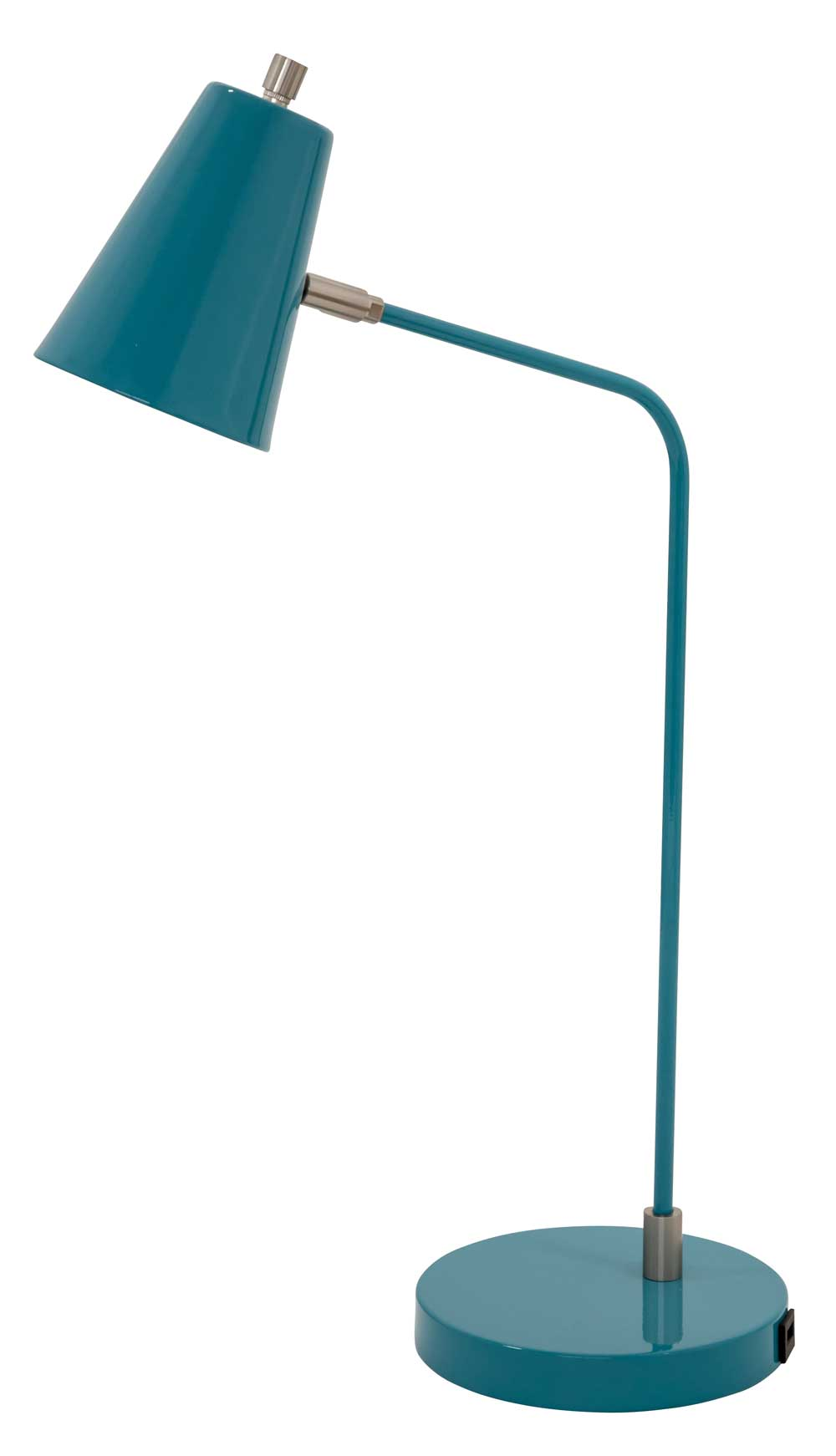 House of Troy  Kirby LED Task Table Lamp with  USB Port