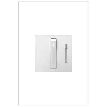 "Legrand North America	""Whisper Dimmer Switch,  700W Tru-Universal, White """