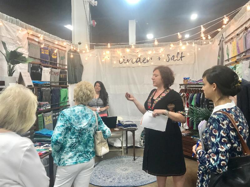 ATTENDANCE INCREASE, NEW RESOURCES, NEW DISCOVERY ZONE HEADLINE JULY 2017 PHILADELPHIA GIFT SHOW