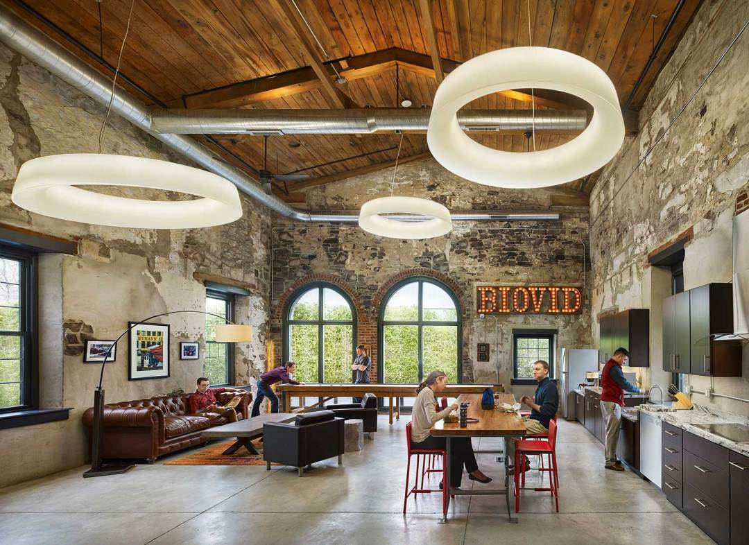 BioVid Lounge