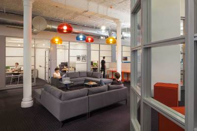 Outbrain Lounge