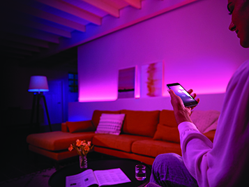 Philips Hue  Adds U.S. Lighting Companies to Roster