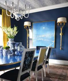 Designers Meredith Heron Madison Dining Room