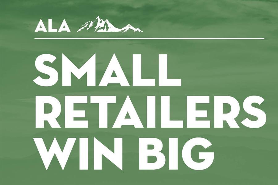 Small Retailers Win Big