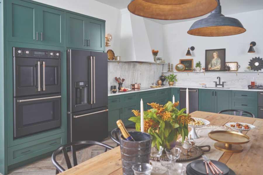 Top Trends in Kitchens & Baths by Interior Designer Maria Viola-Kuttruff