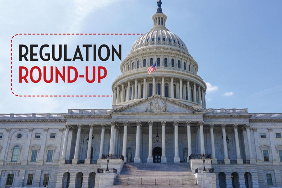 Regulation Roundup